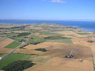 Ørland - Ørland is coastal lowland