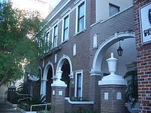Frederick H. Trimble - old Carey Funeral Home