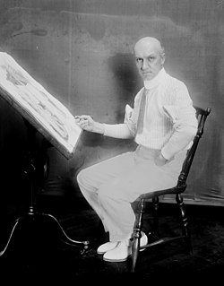 Orson Lowell American artist