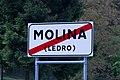Ortsausgangsschild Molina (MGK12280).jpg