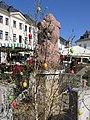 Osterbrunnen auf dem Markt in Reichenbach im Vogtland 2019 (4).JPG