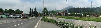 Ostravice - Ostravice center