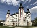 Overview of Castle Vrchlabí in Vrchlabí, Trutnov District.jpg
