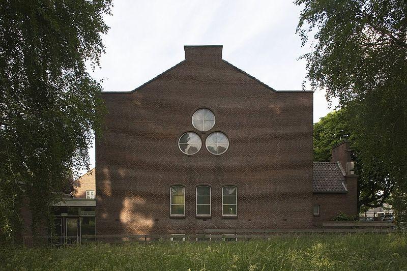 File:Overzicht van de zuidgevel - Amsterdam - 20419014 - RCE.jpg