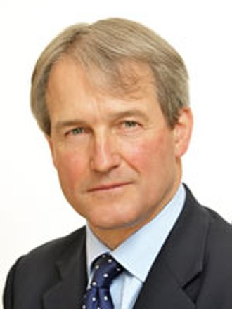 Shadow Secretary of State for Northern Ireland - Image: Owen Paterson