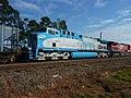 Pátio da Estação Ferroviária de Itu - Variante Boa Vista-Guaianã km 202 - panoramio (6).jpg