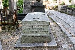 Tomb of Jacques Rueff