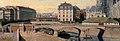 P1140701 Carnavalet Harrouart quai Montebello et ND detail pont archeveche c1860 rwk.jpg