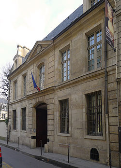 Hotel Rue Cognacq Jay Paris
