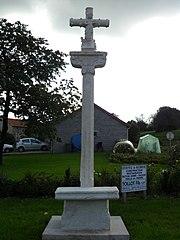 croix de chemin de Balléville