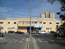 Deporte en cartagena wikipedia la enciclopedia libre - Pabellon de deportes madrid ...