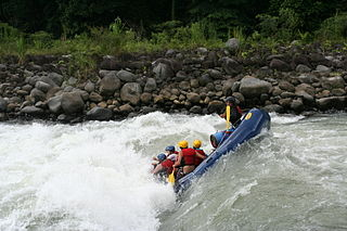 White Water Rafting Goa