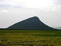 Padmanabham Hillock View from Potnuru.JPG
