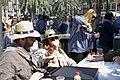 Paella a la Plaça de la Reina, Falla Tio Pep 06.jpg