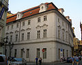 Palác Seebergrovský (Staré Město), Praha 1, Celetná, Králodvorská 33, Staré Město.JPG