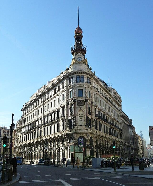 Banco Español de Crédito building_1