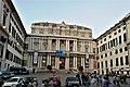 Palazzo Ducale (Genova) Cortile esterno Facciate Piazza Matteotti 2016.jpg