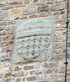 Palazzo castellani, fi, stemma 01.JPG
