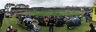 Brookvale Oval Sports stadium and home ground of the Manly-Warringah Sea Eagles