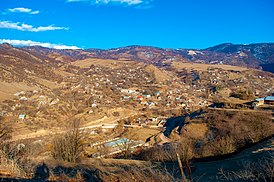 Panorama of Debet village, Lori Province, Armenia 02.jpg