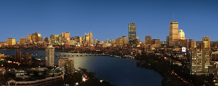 Vues d'en haut - Massachusetts