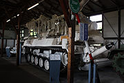 Panzermuseum Munster 2010 0989