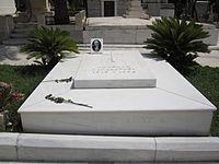 Papandreou's grave.jpg