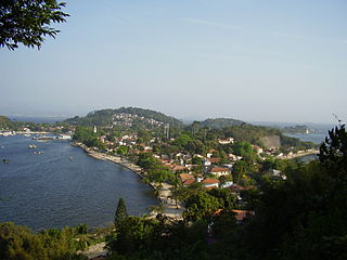 Paquetá Island neighborhood