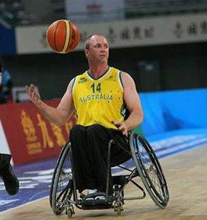 Brendan Dowler - Image: Paralympic Gold Medalist Brendan Dowler