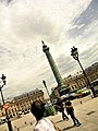 Paris, France. Place Vendome. COLONNE VENDOME (3)(PA00085790).jpg