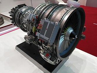 Aviadvigatel - An Aviadvigatel turbofan model