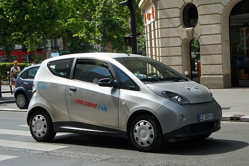 Paris Autolib 06 2012 Bluecar 3142