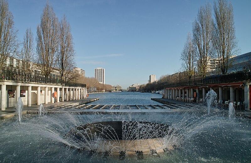 Verão em Paris passeios