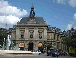 20. arrondissement i Paris