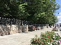 Park at Gorky street Gyumri 06.jpg