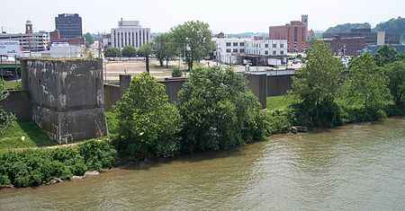 Parkersburg West Virginia skyline.jpg