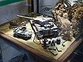 Parola Tank Museum 036 - Tiger Repair Diorama (37853493394).jpg