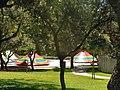 Parque da Serafina - Tendas dos índios.JPG