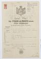 Pass från 1898 - Hallwylska museet - 102469.tif