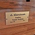 Passau-Ilzstadt, St. Bartholomäus (Eisenbarth-Orgel) (9).jpg