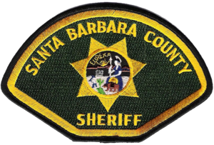 Santa Barbara County Sheriff's Office - Image: Patch of the Santa Barbara County Sheriff's Office