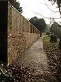 Path, rear of Croft Road, Torquay - geograph.org.uk - 1176667.jpg