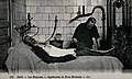 Patient receiving thermal mud bath treatment, Dax Wellcome V0049840.jpg