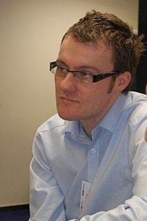 Paul Bradshaw (journalist) British journalist