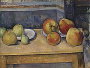 Paul Cézanne - Still Life with Apples and Pears.jpg