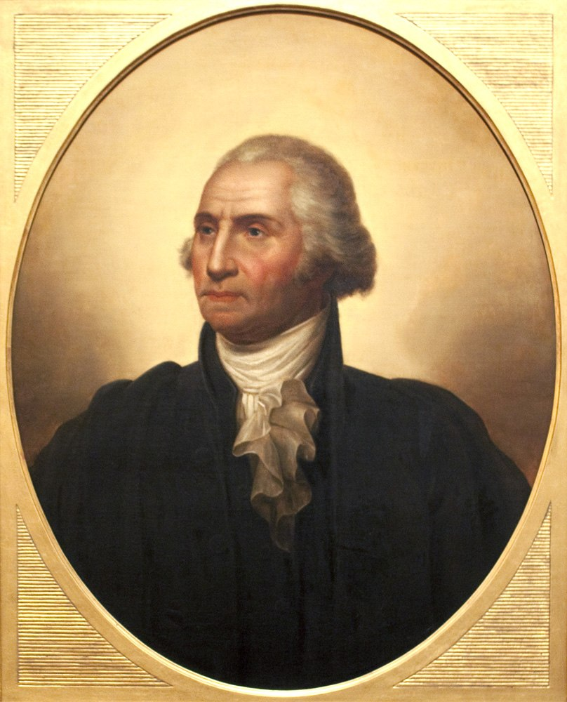 Peale George Washington