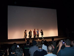 2011 Toronto International Film Festival - Image: Pearl Jam Twenty TIFF