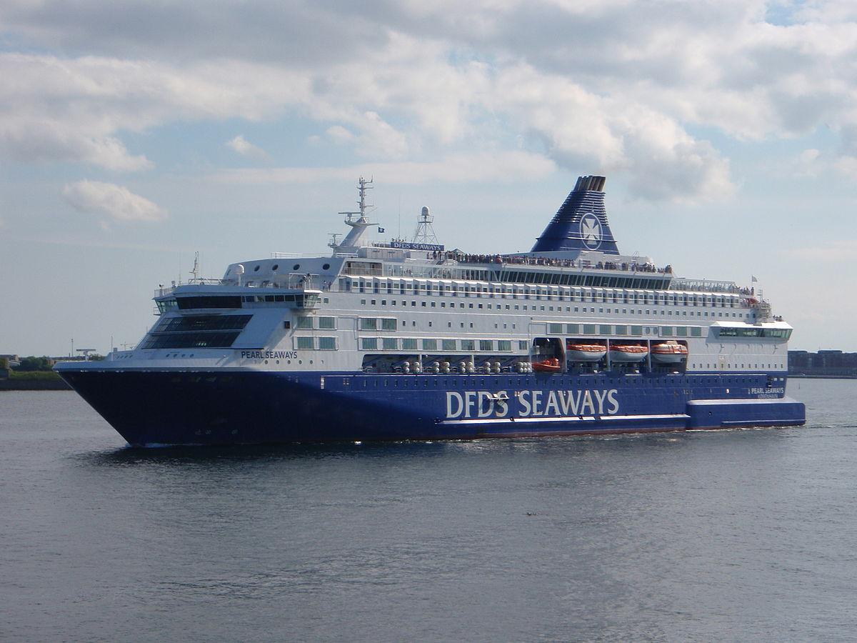 M/S Pearl Seaways