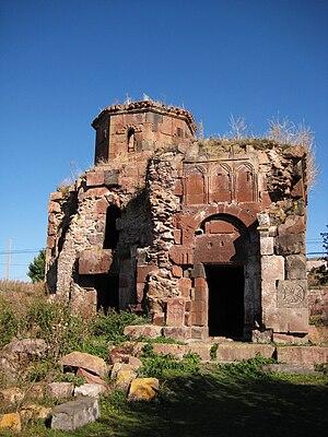 Pemzashen - Pemzashen Church, 7th century