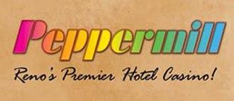 Peppermill Reno - Peppermill Reno logo (1971–2008)